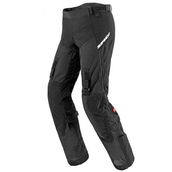 Nohavice návlekové MESH LEG(čierne)