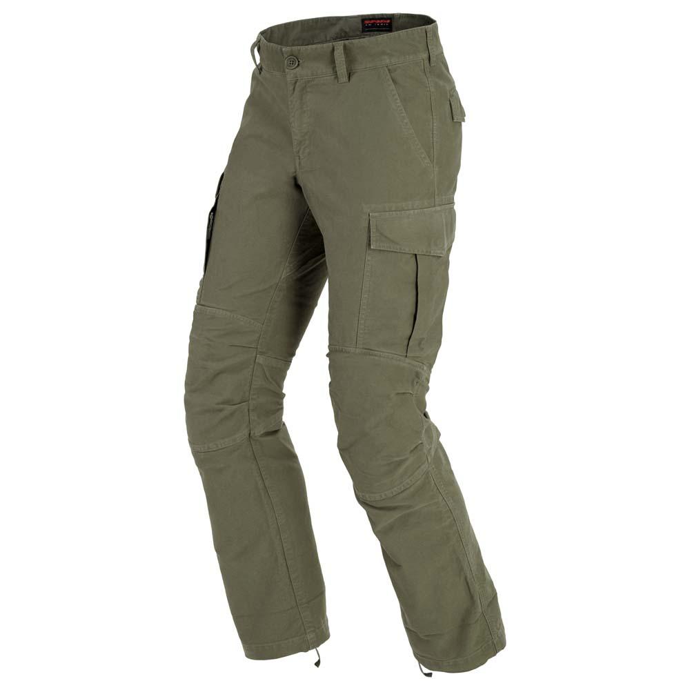 Nohavice TORPEDO, SPIDI (zelené)
