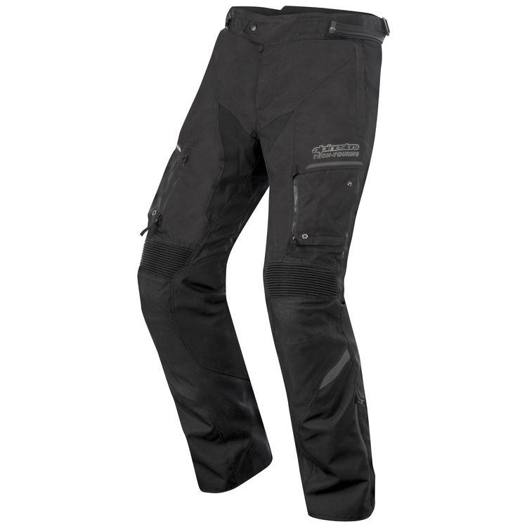 Skrátené nohavice VALPARAISO 2 Drystar, ALPINESTARS (čierne)