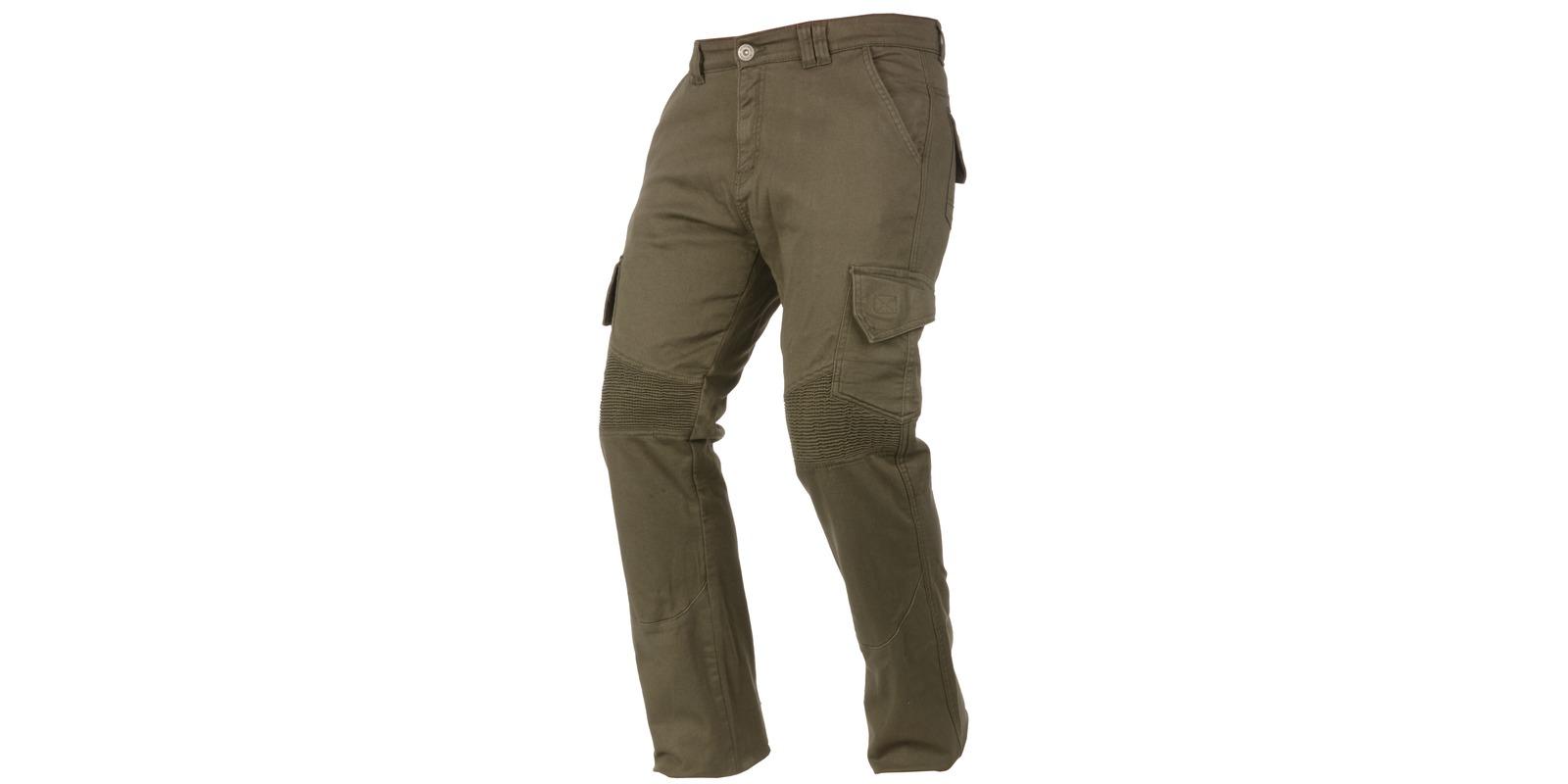 Nohavice DELTA, AYRTON (zelené)