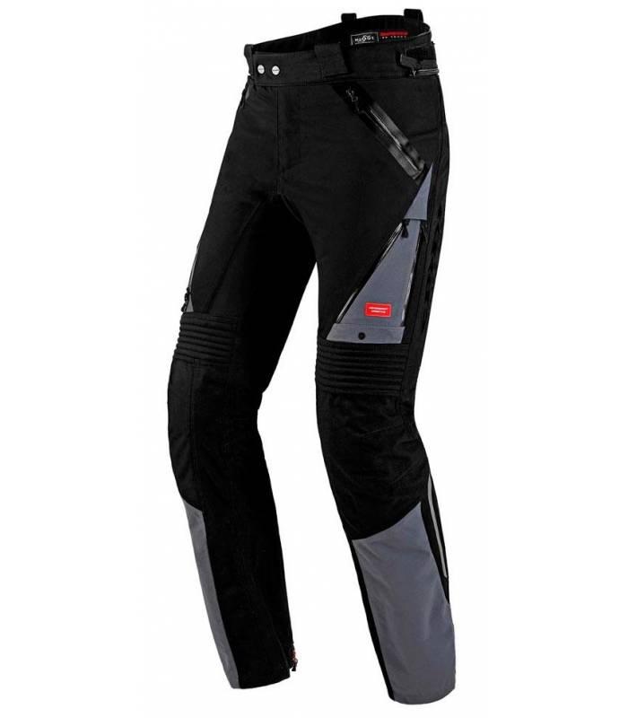Nohavice GLOBETRACKER,SPIDI (čierna/šedá)