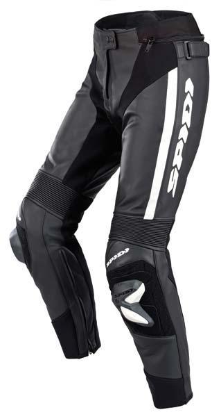 Nohavice RR, SPIDI  (čierne/biele)