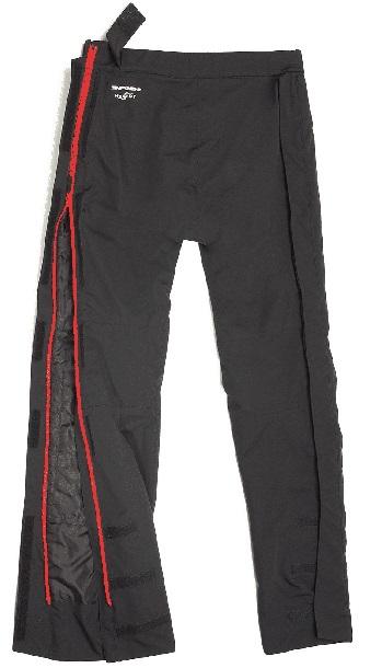 Nohavice návlekové SUPERSTORM , SPIDI (čierne)