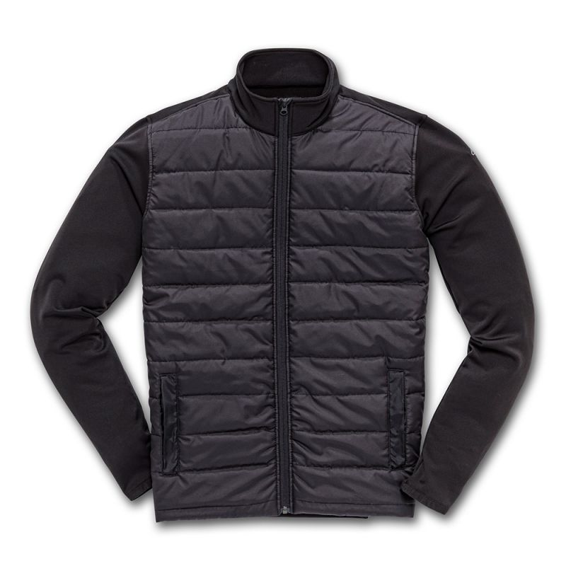 BUNDA INTENT MID LAYER JACKET, ALPINESTARS (ČIERNA)
