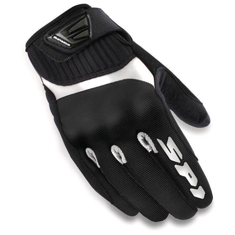 Rukavice G-FLASH , SPIDI (čierne/biele)