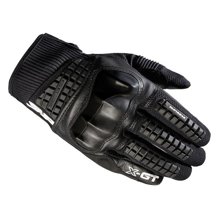 Rukavice X-GT,SPIDI (čierne)
