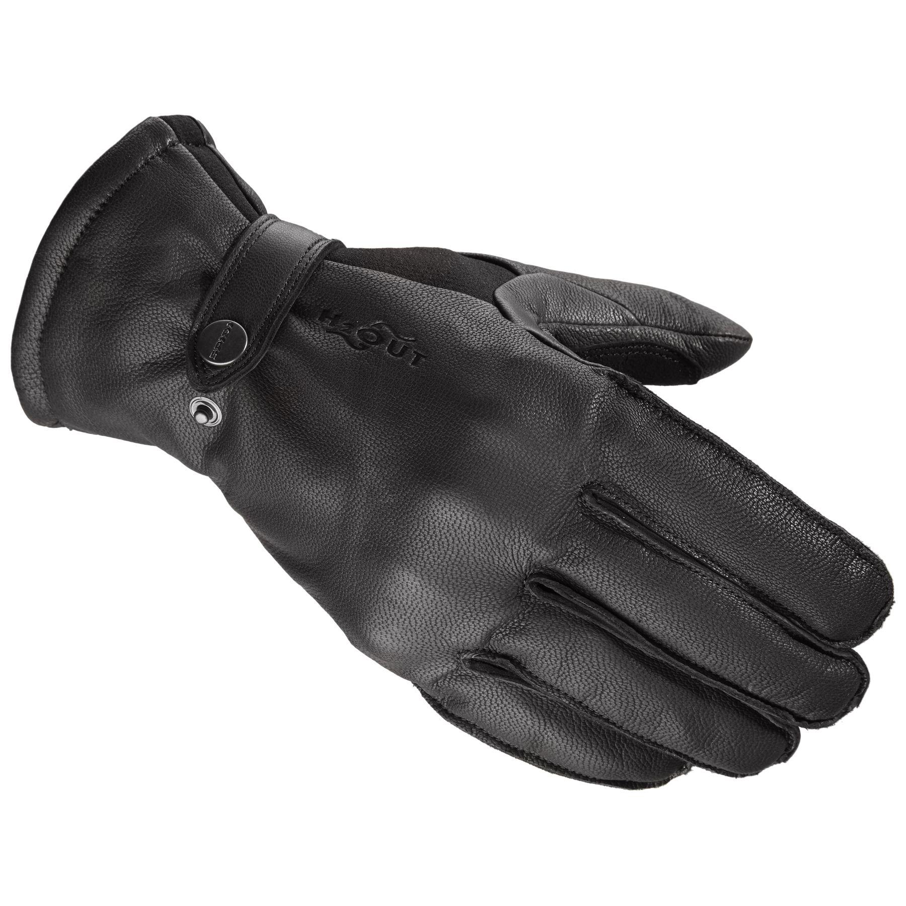 Rukavice CLASSIC, SPIDI (čierne)