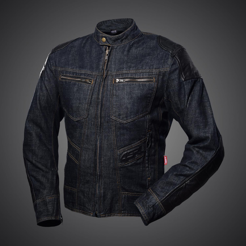 4SR Bunda Rowdie Denim Jacket