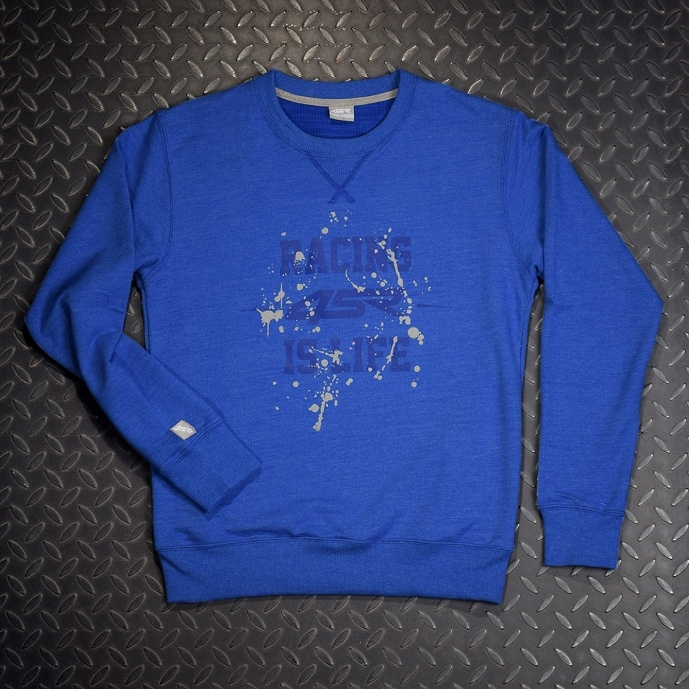 4SR Life Blue