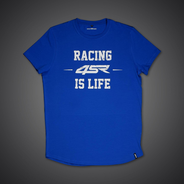 4SR Tričko Life Blue