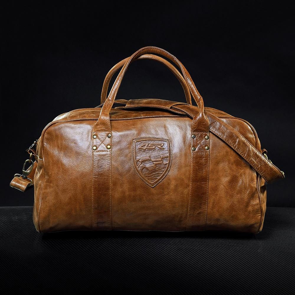 4SR Cestovná taška Cognac
