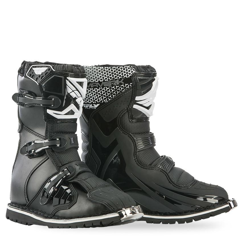 Topánky MAVERIK ATV , FLY RACING (čierne)
