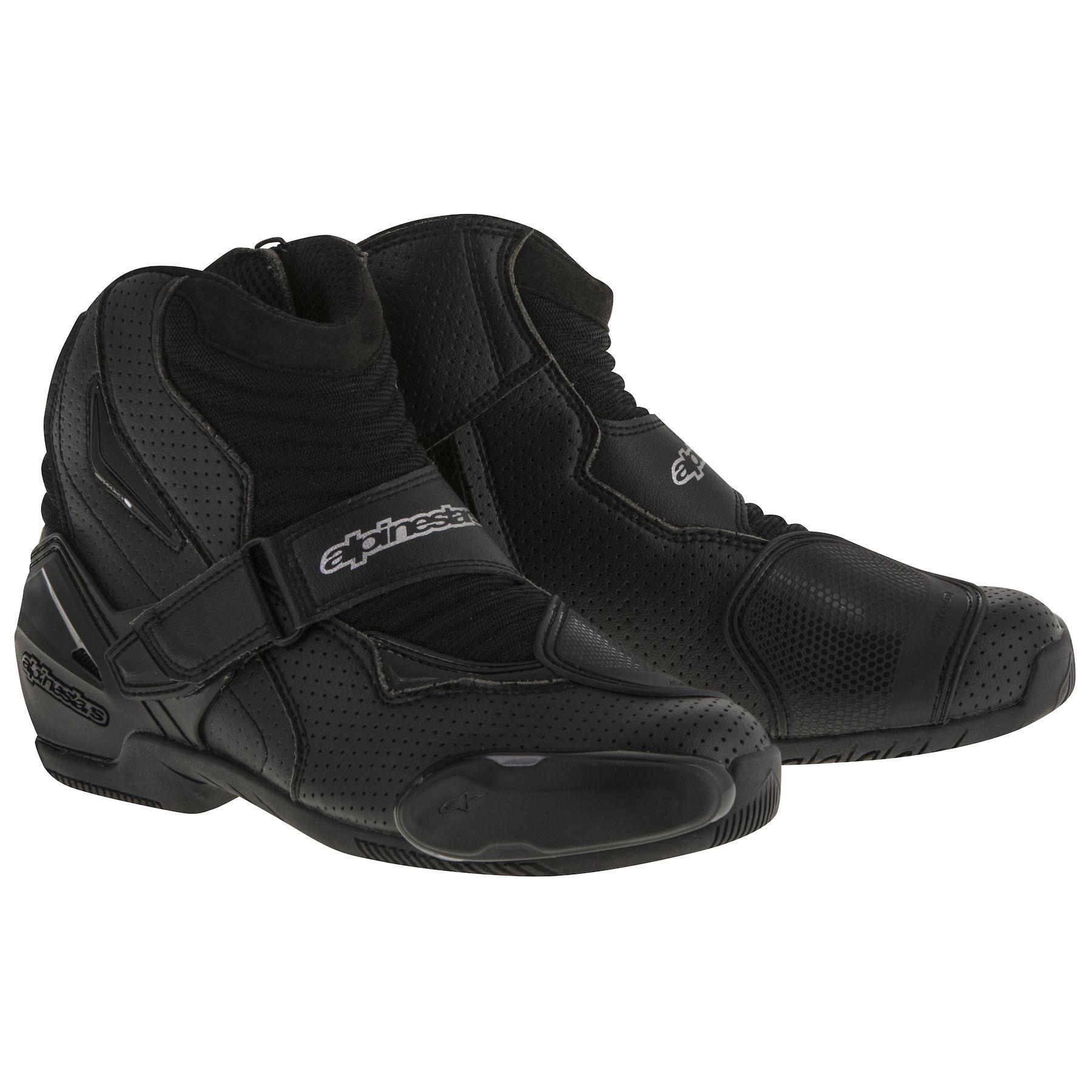 Topánky SMX-1 R , ALPINESTARS (čierne)