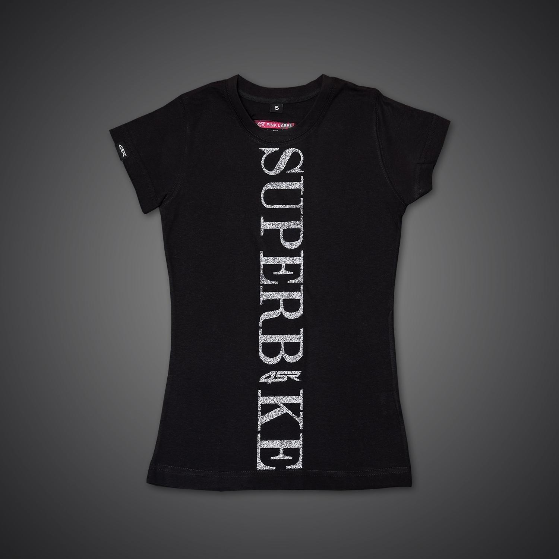 4SR Tričko Superbike Lady Black