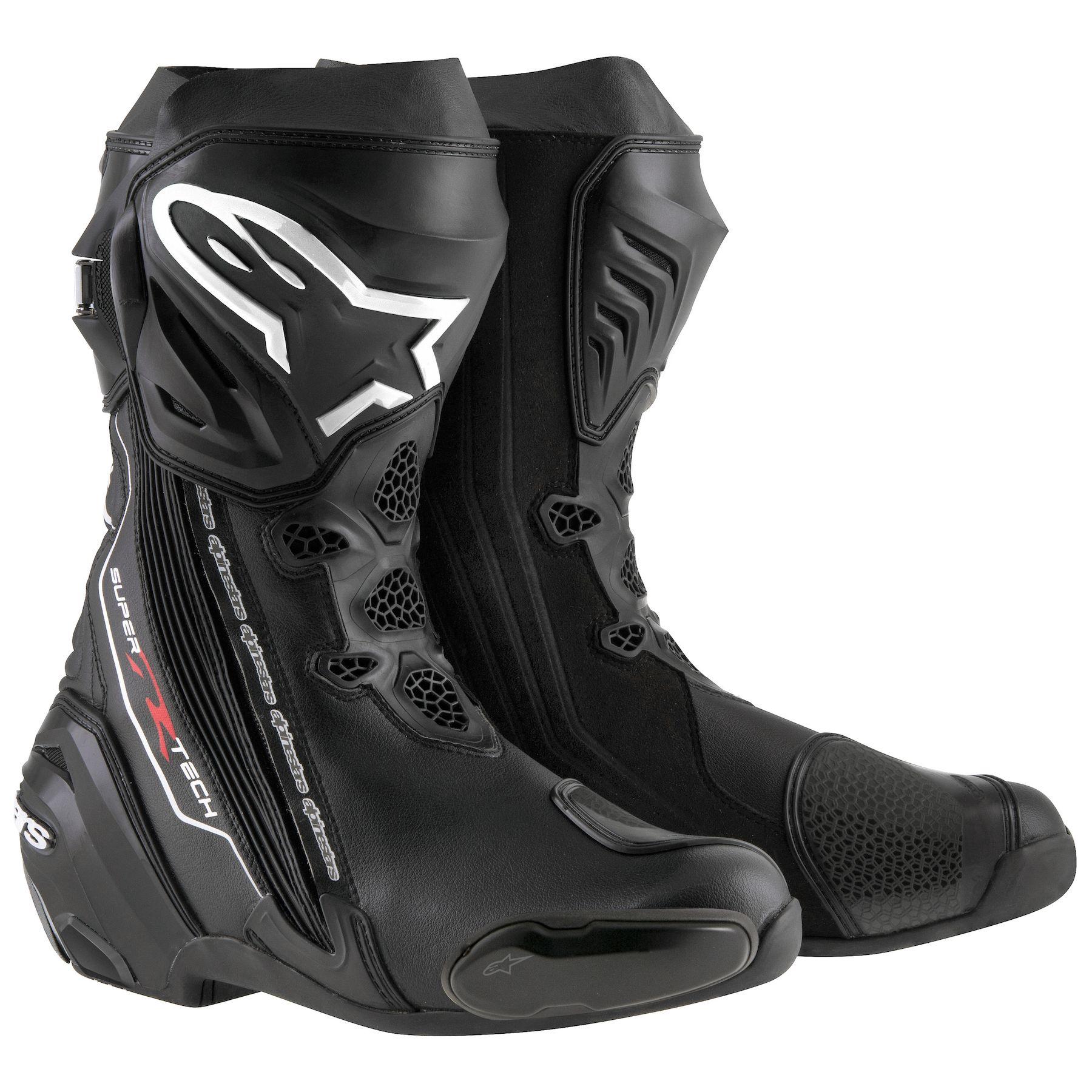 Topánky SUPERTECH R, ALPINESTARS (čierne)