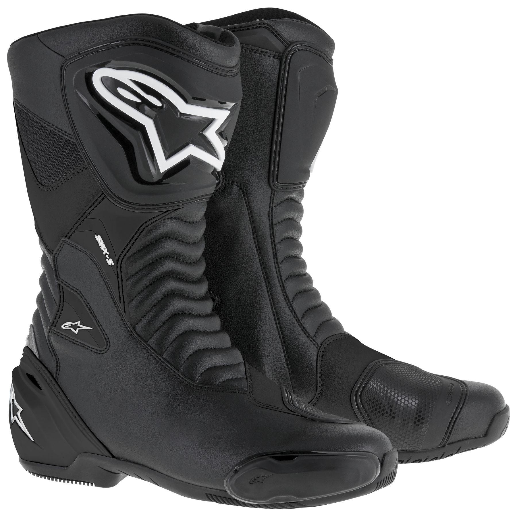 Topánky S-MX 6 , ALPINESTARS (čierne)
