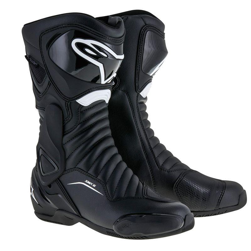 Topánky S-MX 6 DRYSTAR, ALPINESTARS (čierne)