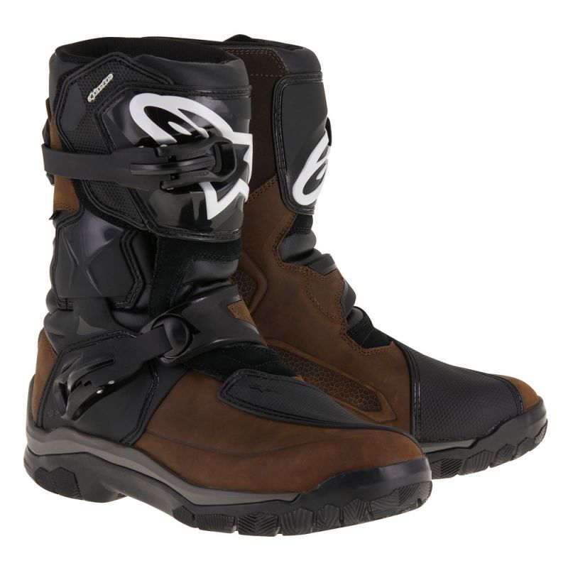 Topánky BELIZE OILED DRYSTAR , ALPINESTARS (olejovaná koža)