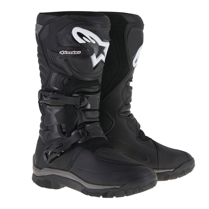 Topánky COROZAL ADVENTURE OILED DRYSTAR , ALPINESTARS (čierne)