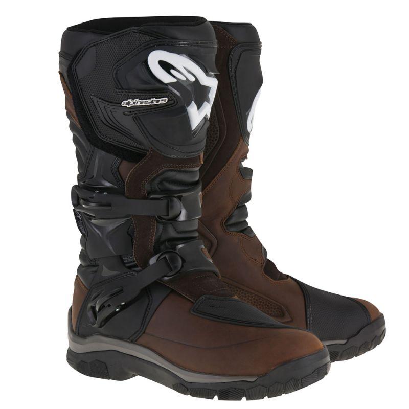 Topánky COROZAL ADVENTURE OILED DRYSTAR , ALPINESTARS (olejovaná koža)
