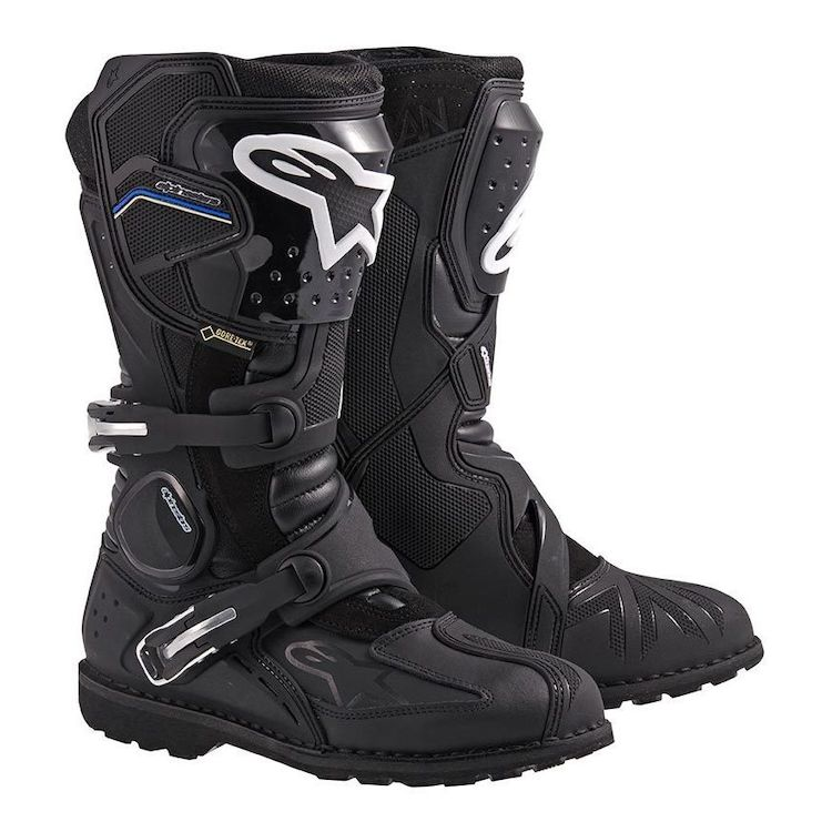Topánky  TOUCAN GORE-TEX, ALPINESTARS (čierne)
