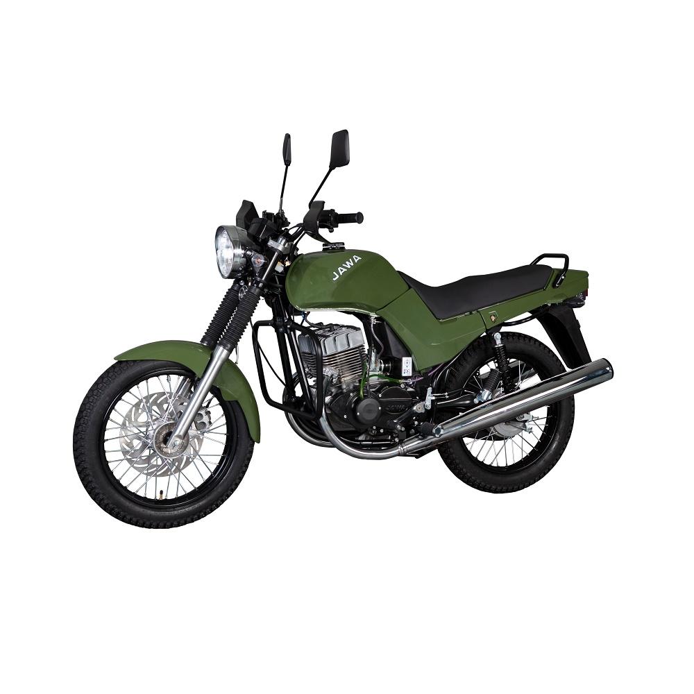JAWA 350 Style-Millitary