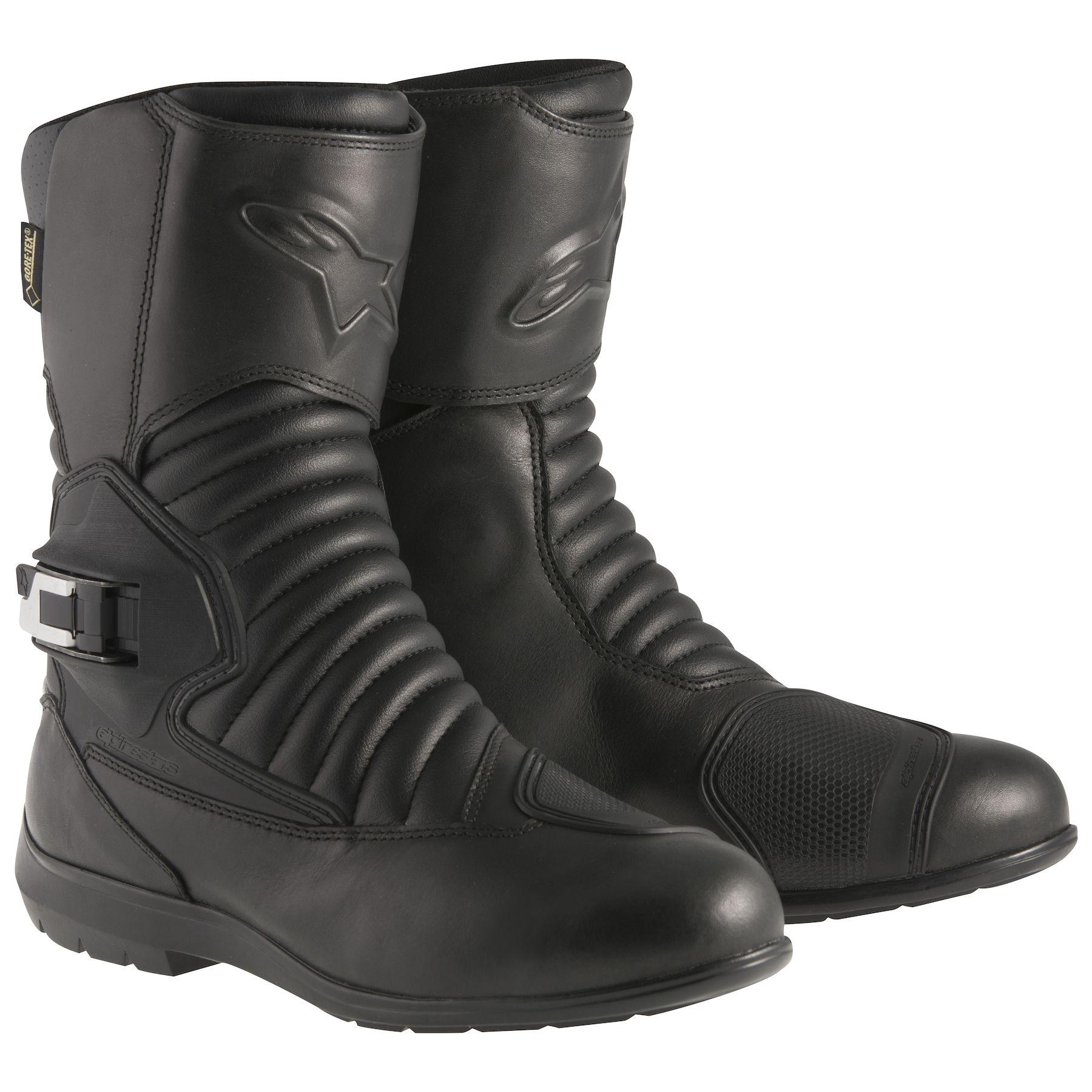 Topánky Mono Fuse Gore-Tex, ALPINESTARS (čierne)