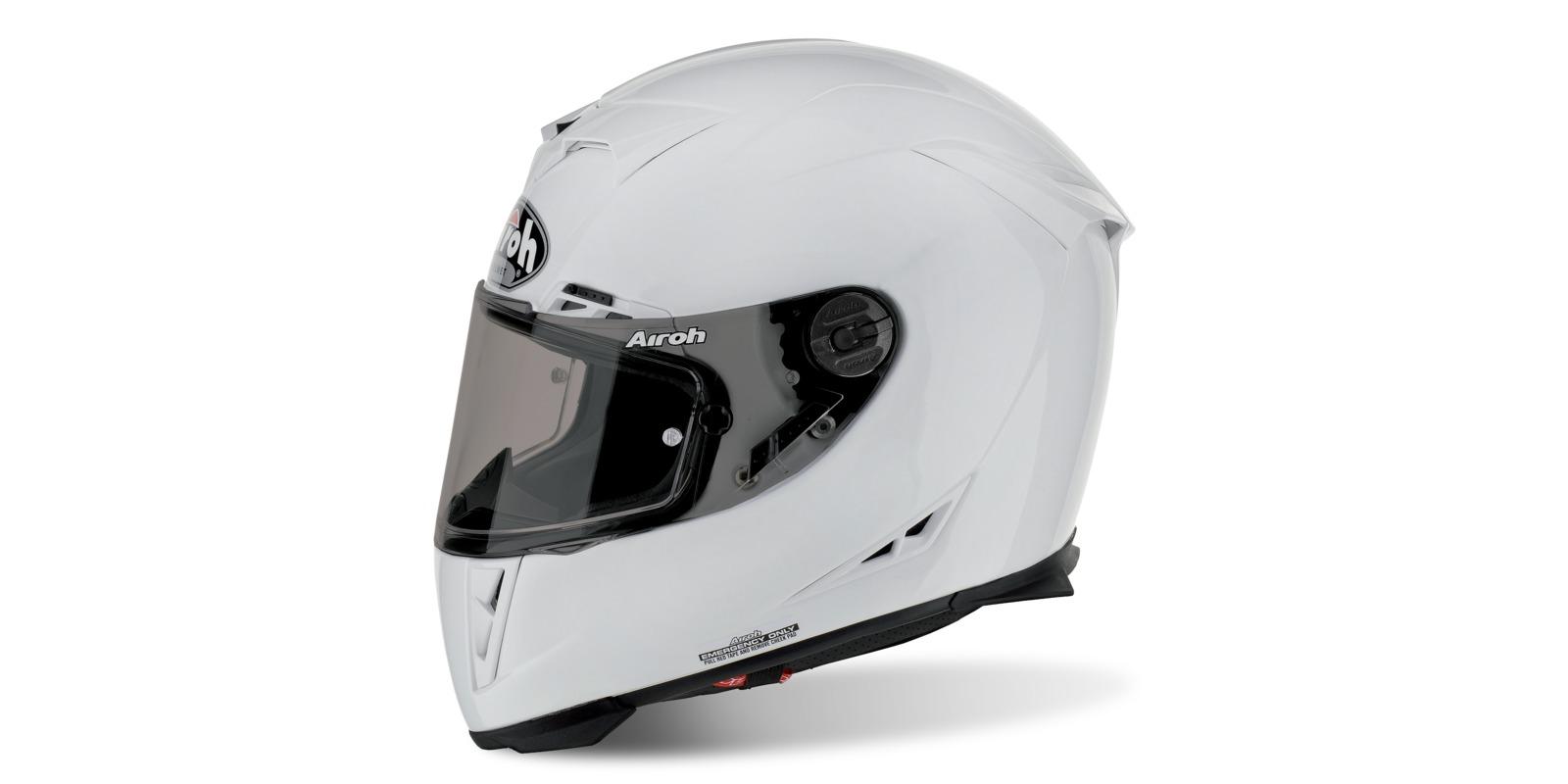 Prilba GP500 , AIROH (biela)