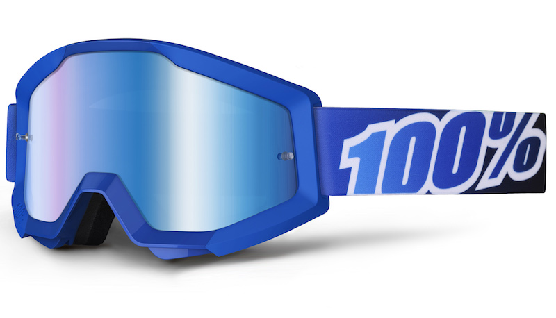 Okuliare STRATA  STRATA LAGOON, 100% (modré chrom plexi)