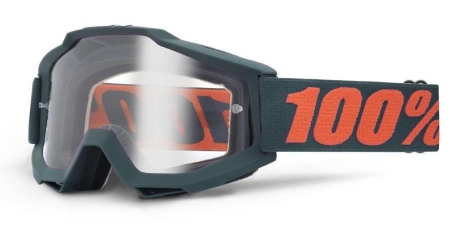 Okuliare ACCURI MATTE GUNMETAL, 100% (číre plexi)