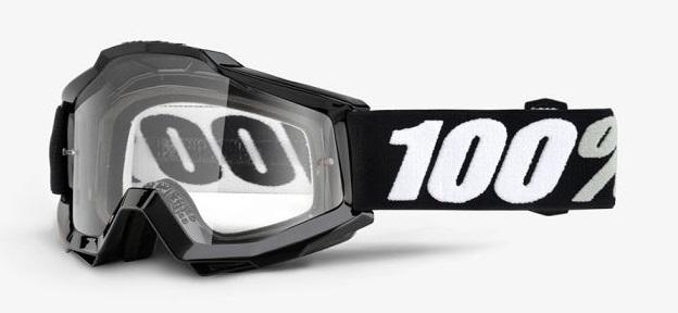 Okuliare ACCURI OTG TORNADO, 100% (číre plexi)