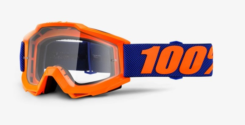 Okuliare ACCURI ORIGAMI, 100% (číre plexi)