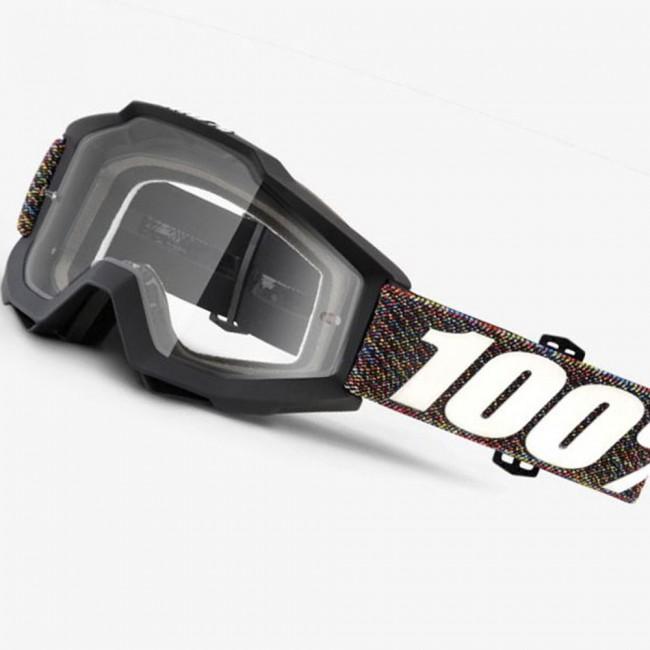Okuliare ACCURI KRICK, 100% (číre plexi)