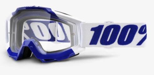 Okuliare ACCURI CALGARY, 100% (číre plexi)
