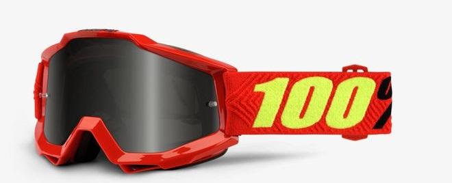 Okuliare ACCURI SAND SAARINEN, 100% (dymové plexi/číre plexi)