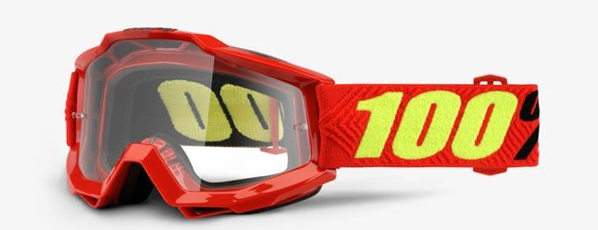 Okuliare ACCURI OTG SAARINEN, 100% (číre plexi)