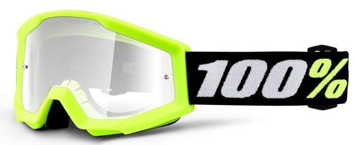 Okuliare  STRATA MINI, 100% (číre plexi)