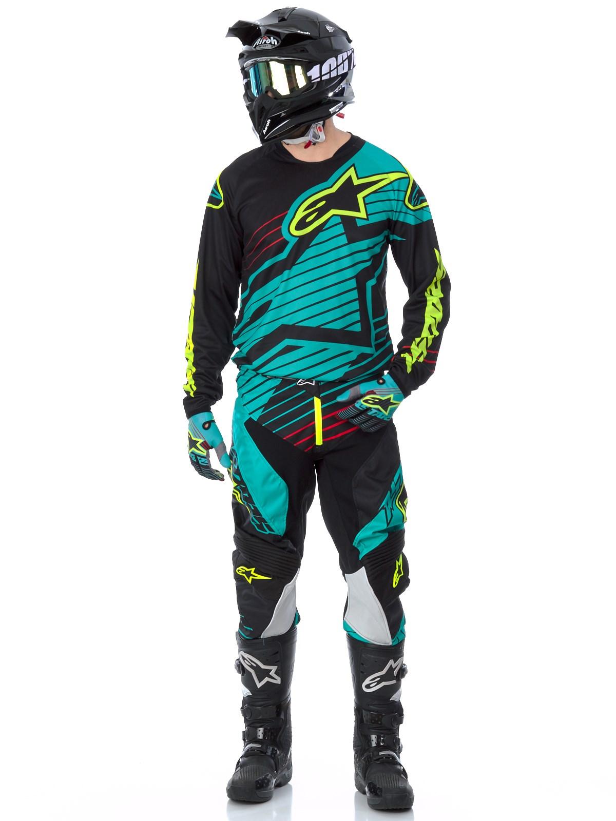 ALPINESTARS  Dres BRAAP Racer