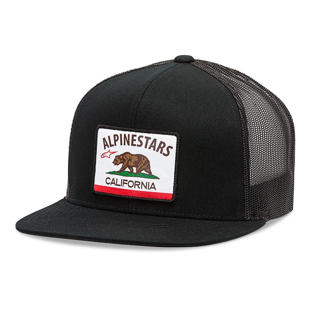 ŠILTOVKA CALIER HAT, ALPINESTARS (ČIERNA)