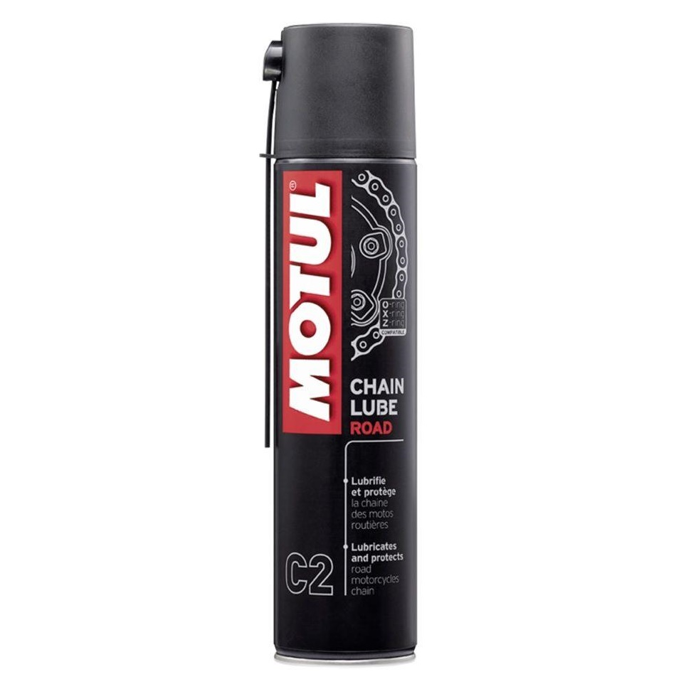 MOTUL MC CARE C2 CHAIN LUBE ROAD (400ml)