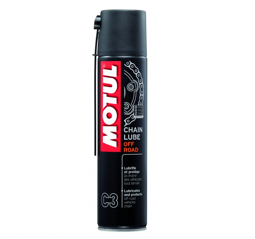 MOTUL MC CARE C3 CHAIN LUBE OFF ROAD (400ml)