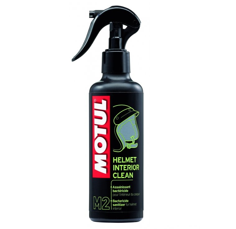 MOTUL MC CARE M2 HELMET INTERIOR CLEAN (250ml)