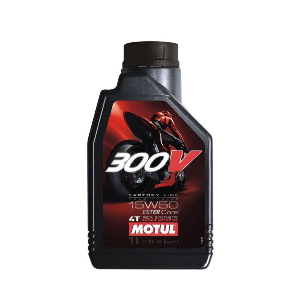 Motul 300V 15W50 4T Factory Line Road Racing (1L)