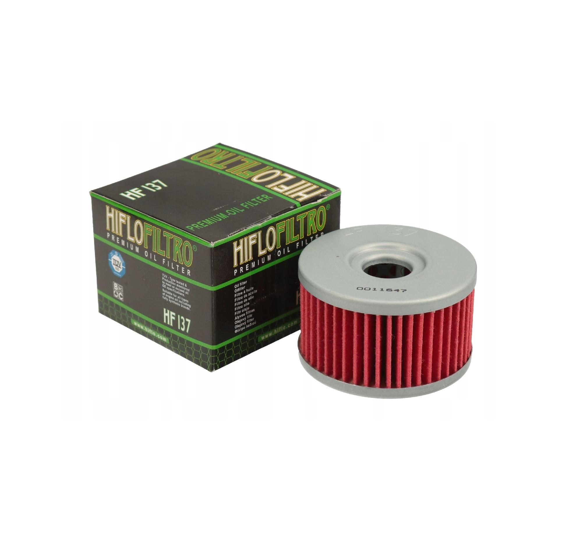 HF 137 Olejový filter