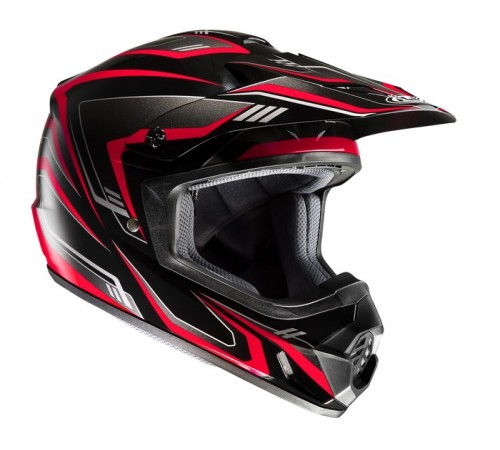 Prilba CS-MX II EDGE MC1 , HJC