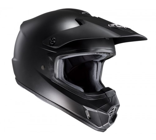 Prilba HJC CS-MX II SEMI FLAT BLACK