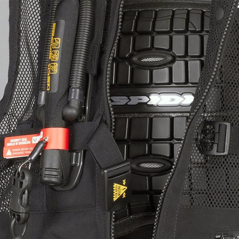 Vesta s krčným airbagom NECK DPS VEST, SPIDI