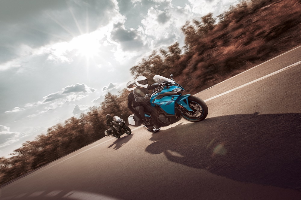 Motocykel CF MOTO 650 GT + Kufre (SHAD)