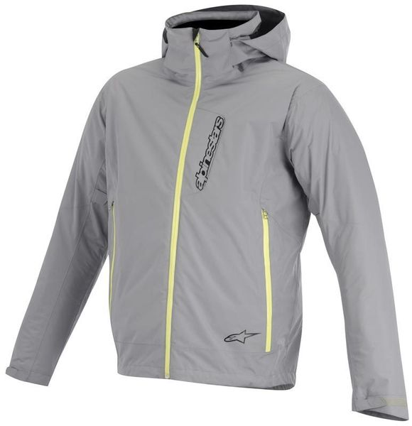 Bunda Scion 2L Waterproof, ALPINESTARS (svetlá šedá)
