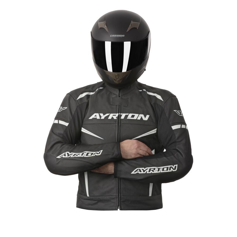 Budna RAPTOR AYRTON (čierna/biela)